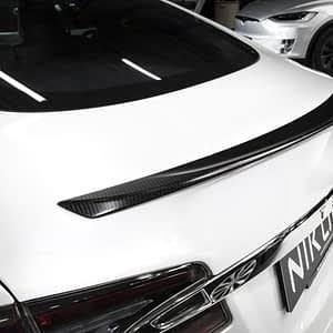 White S - Carbon Spoiler